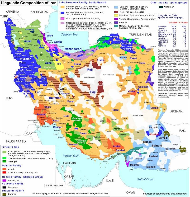 Maps of Iran Tehran city map railway map physical map ethnic map