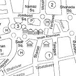 plan de Tabriz