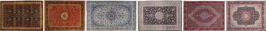 tapis iranien